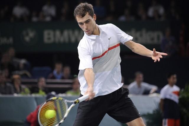 Janowicz w finale gra z Hiszpanem Davidem Ferrerem