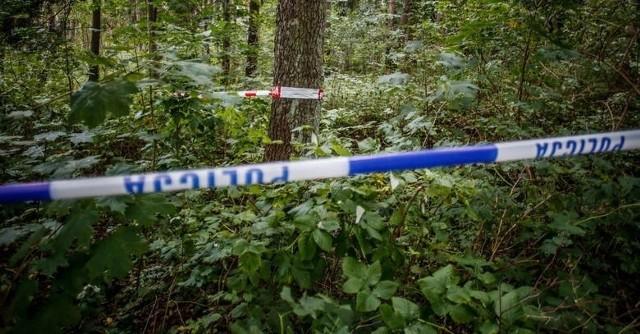 Ciało mężczyzny zostało odnalezione w piątek (24 września) wieczorem