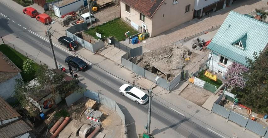 Krakow Drogowcy Zamkna Ulice Dobrego Pasterza Beda Utrudnienia