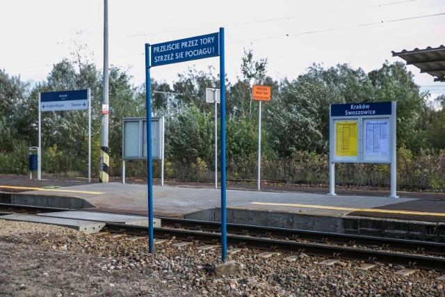 Stacja PKP w Swoszowicach ma się stać wielkim centrum przesiadkowym. Zostanie przebudowana