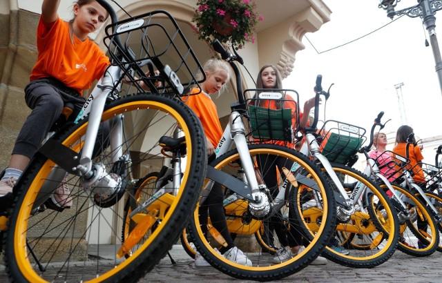 - Nie możemy sobie pozwolić na narażanie zdrowia naszych podróżnych i pozostawienie rowerów bez dezynfekcji - mówi Maciej Chłodnicki.