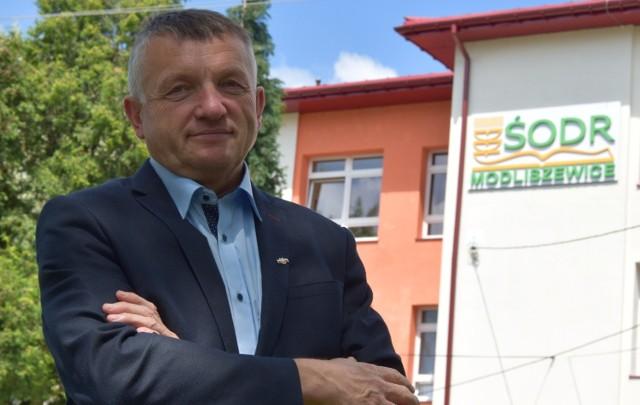 Na Dni Otwartych Drzwi zaprasza dyrektor Świętokrzyskiego Ośrodka Doradztwa Rolniczego w Modliszewicach Jerzy Pośpiech