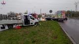 Tragiczny wypadek na trasie Lublin–Świdnik. 4 osoby ranne, 1 zabita