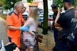 Leszno: Kierowca porsche, który pobił pieszą na pasach w Lesznie zostaje w areszcie. Grożą mu 3 lata więzienia [ZDJĘCIA]