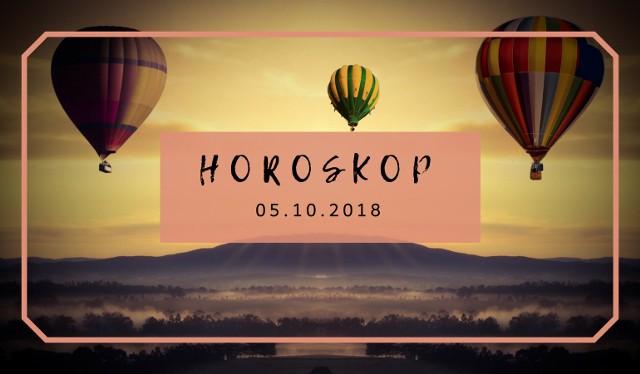 Horoskop dzienny 5.10.2018