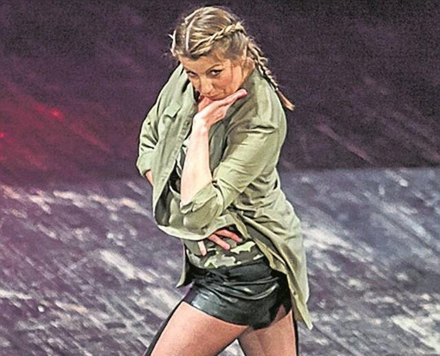 Gracja Radziszewska jest także  pedagogiem  tańca w Policealnym Studium Wokalno-Ak-torskim w Białymstoku