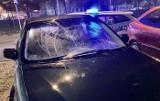 Samochód potrącił nastolatka na przejściu dla pieszych w Międzyrzeczu [ZDJĘCIA]