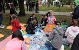 """Po """"Sprzątaniu Świata"""" w Grudziądzu rozpoczął się rodzinny piknik ekologiczny na Górze Zamkowej. Zobacz zdjęcia"""