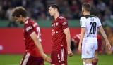 """Fatalne noty Roberta Lewandowskiego po blamażu Bayernu z Borussią. """"Całkowicie zniknął"""" [WIDEO]"""