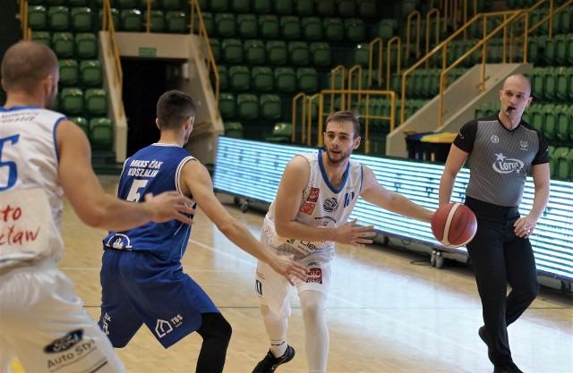 Noteć Inowrocław poniosła pierwsza porażkę w II-ligowych rozgrywkach koszykówki. Uległa drużynie MKKS Żak Koszalin