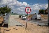 Białystok. Przebudowa ulicy Klepackiej zbliża się do finiszu. Kierowcy mogą już jeździć po części wiaduktu (zdjęcia)