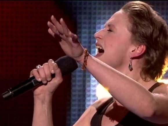 "Natalia Sikora w półfinale ""The Voice of Poland"""