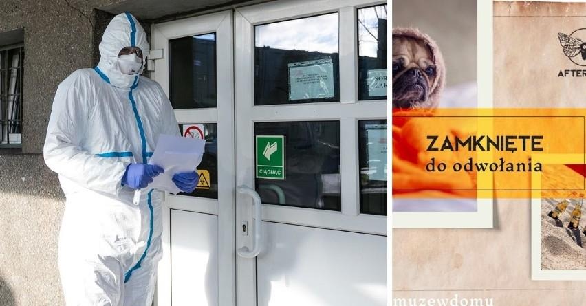 Usługodawcy ze Szczecina nie zawieszają swoich działalności, ale wprowadzają dodatkowe zabezpieczenia przeciw rozprzestrzenianiu się koronawirusa. O zmianach informują za pośrednictwem mediów społecznościowych. Zobacz więcej na kolejnych slajdach!
