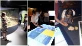 Interaktywna lekcja uczniów słupskiego ZSI w Centrum Edukacji Ekologicznej Doliny Słupi [zdjęcia]