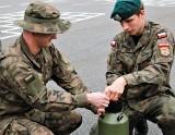 Strzelcy z Włocławka wzięli udział w szkoleniu dotyczącym likwidacji skażeń i dezynfekcji [zdjęcia]