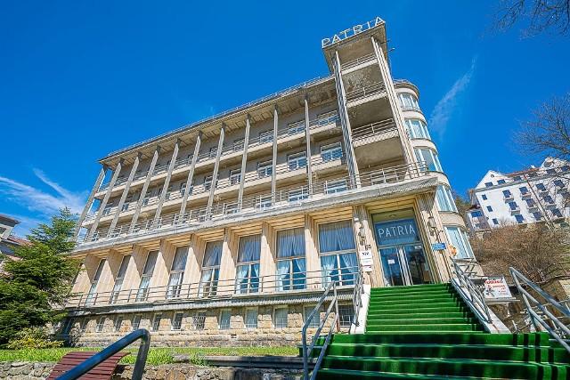 """Jedno z izolatoriów miałoby powstać w krynickim sanatorium """"Patria"""""""