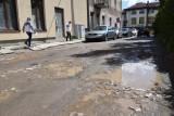 Zmiany w centrum Kielc. Zniknie błotnista ulica i powstanie elegancki trotuar. Prace ruszą jeszcze w wakacje