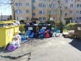 """Bydgoszczanie nie mają gdzie wyrzucać śmieci. """"Zaraz wszystko zacznie gnić"""""""