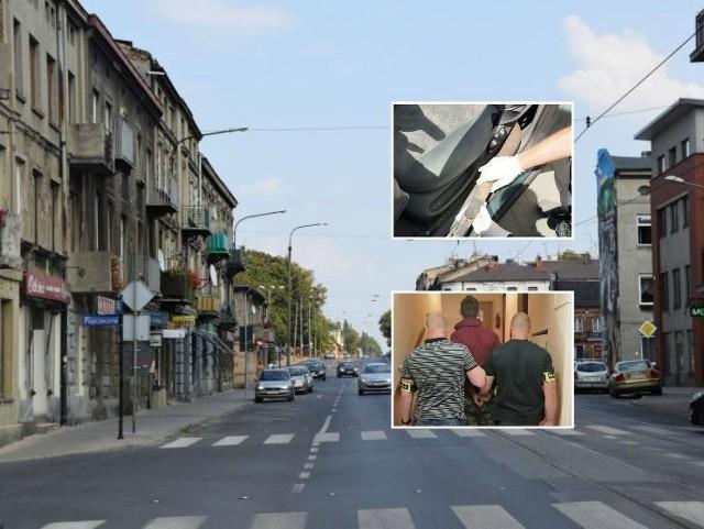 Krwawe sceny rozegrały się  przy ul. Majdany na pabianickiej starówce. 24-letni kibol zaatakował maczetą mężczyznę, z którym chwilę wcześniej wdał się w awanturę w pobliskim sklepie monopolowym. 33-latek prawie stracił dłoń. Napastnika udało się zatrzymać dopiero po dwóch tygodniach. Czytaj więcej na następnej stronie