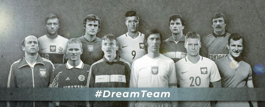 W tym składzie wygralibyśmy każdy mecz. Polski Dream Team - nasza piłkarska drużyna marzeń