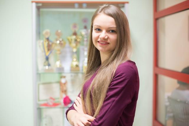 Małgorzata Struzik wybrała te studia z chęci pomocy innym.