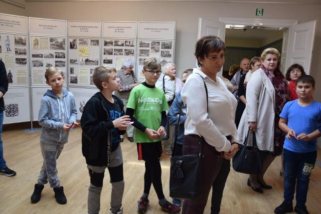 Otwarcie wystawy z okazji jubileuszu 100-lecia niepodległości Polski