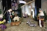 Szopki w łódzkich kościołach: zwierzęta, ludzie, ruchome figurki. Zobacz zdjęcia