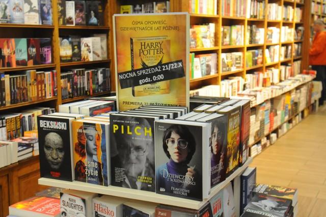 W Krakowie do akcji włączyły się w sumie 22 księgarnie i antykwariaty różnego formatu i o zróżnicowanym asortymencie.