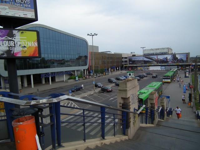 Dworzec Poznań Główny będzie przyjazny pasażerom?