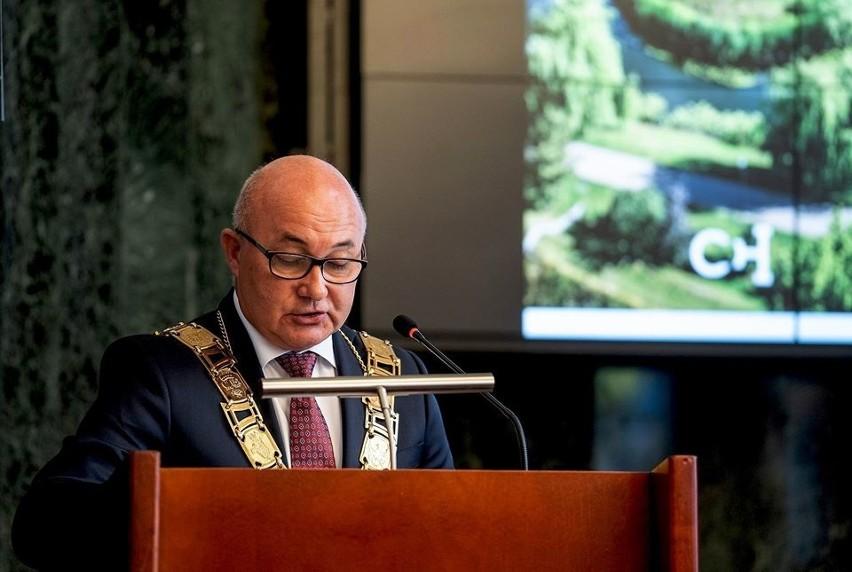 Sesja Rady Miasta w Chorzowie