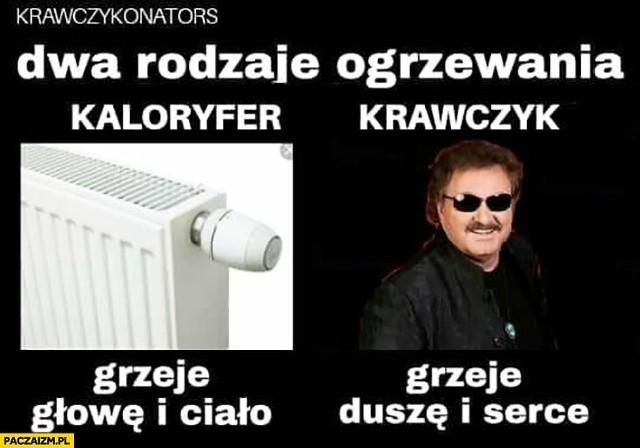 Nie żyje Krzysztof Krawczyk. Internauci wspominają króla polskiej muzyki.Zobacz najlepsze obrazki i memy --->