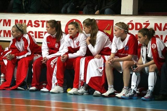 Koszykarki ŁKS przegrały w Ostrowie Wlkp.