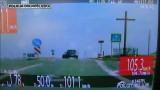 Sąd zabrał mu prawo jazdy, ale i tak szalał na drodze [FILM]