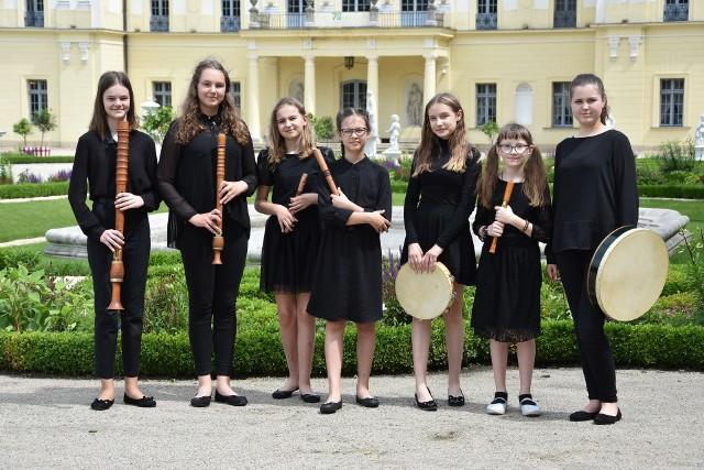"""Zespół Muzyki Dawnej """"Ars Decorum"""" otrzymał Brązową Harfę Eola na tegorocznym Festiwalu Muzyki Dawnej SCHOLA CANTORUM w Kaliszu."""