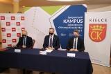 Ziemia pod budowę w Kielcach Kampusu Głównego Urzędu Miar przekazana. Inwestycja ruszy w styczniu