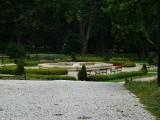 Nie działa fontanna w parku im. Słowackiego w Pabianicach. Co się stało? ZDJĘCIA