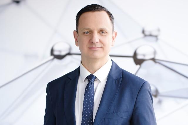 Kamil Zabroń, prezes Energetycznego Centrum SA.