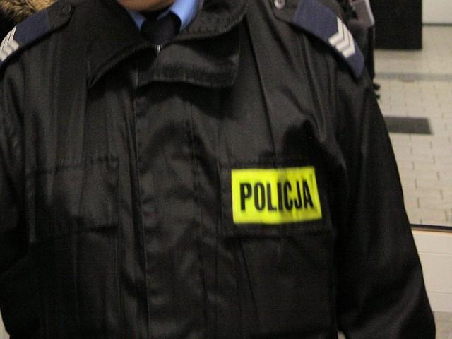 Policjanci bardzo szybko zatrzymali sprawców.