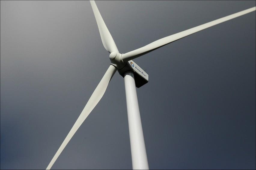Turbina elektrowni wiatrowej...