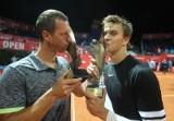 Pekao Szczecin Open: Karol Drzewiecki i Filip Polasek wygrali debla