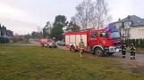 Tragedia w gminie Krokowa 14.12.2020 r. Ciało poszukiwanego 57-latka odnalezione w stawie