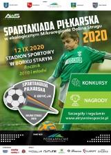 """12 września w Borku Starym odbędzie się II edycja spartakiady piłkarskiej w ekologicznym Mikroregionie """"Dolina Strugu"""""""