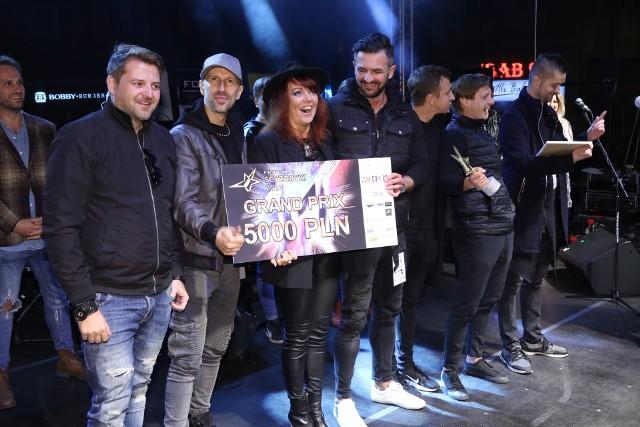 Tension Zero odebrał Grand Prix 11 edycji Festiwalu Scyzoryki w sobotni wieczór na kieleckim Rynku.