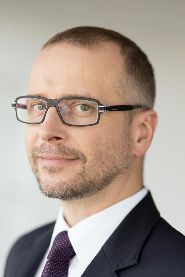 Mecenas Marcin Milczarek z kancelarii prawnej Ecovis Milczarek i Wspólnicy.