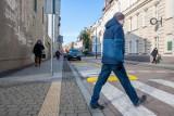 Przed przejściami na ulicach Słowackiego i Cieszkowskiego już nie zaparkujesz [zdjęcia]