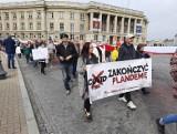 """Marsz """"Zakończyć Szaleństwo"""" w Białymstoku. Antycovidowcy znów wyjdą na ulice w ramach protestu (ZDJECIA)"""
