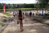 Plaże w Rybakówce w Żerominie! Rok temu były tłumy w Rybakówce jak w Sopocie! Jak będzie w 2021? Rybakówka koło Łodzi! 17.06.2021