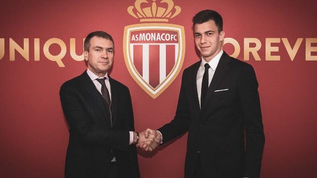 Radosław Majecki został piłkarzem AS Monaco