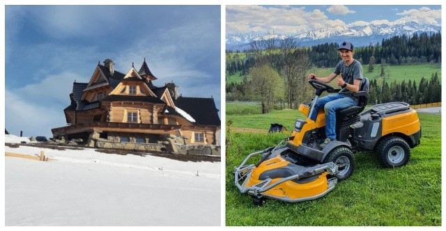 Kamil Stoch mieszka w naprawdę wyjątkowym domu. Trzykrotny mistrz olimpijski wybudował sobie prawdziwy góralski pałac, który jest ozdobą miejscowości Ząb. KLIKNIJ >>> TUTAJ