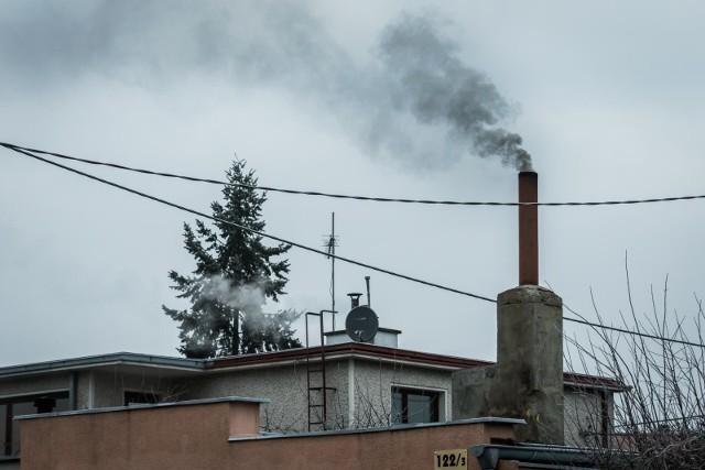 Każdej zimy powraca problem smogu w Bydgoszczy